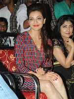 Kajal Agarwal photos at Gav trailer launch-cover-photo
