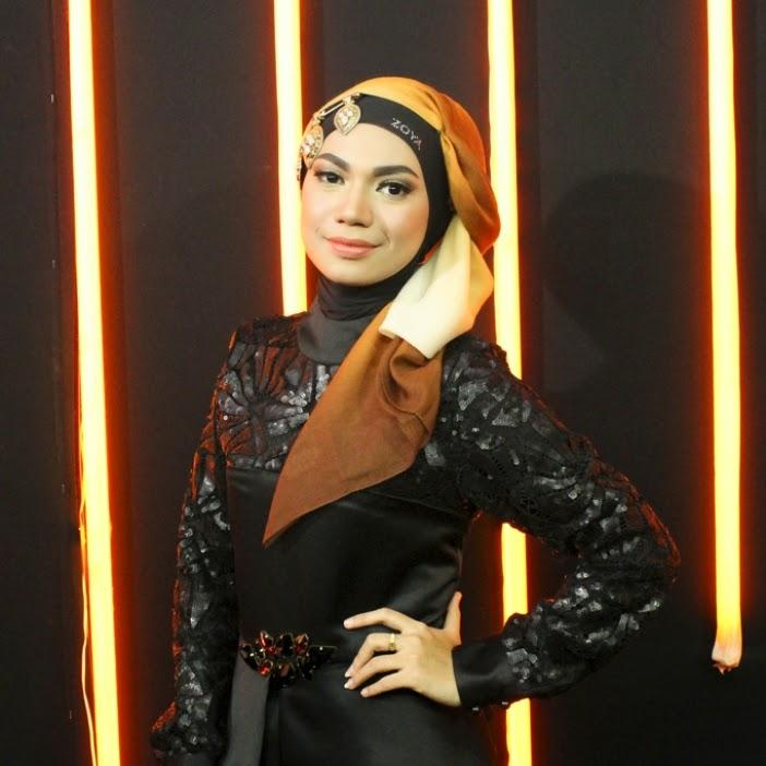 Indah Nevertari 5 Besar Rising star indonesia