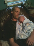 Jeremy and baby Ean