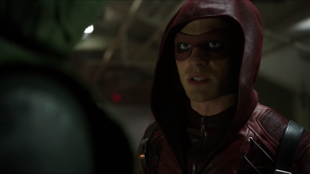 Roy Harper Arsenal Arrow