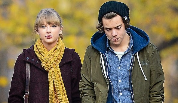 Taylor Swift Still Broken Heart With Harry Styles