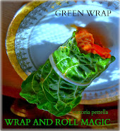 Easy Gorgeous Green Wrap