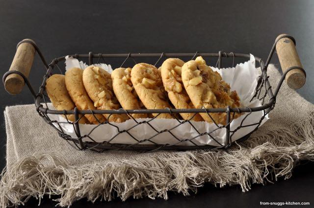 Tahin-Cookies nach Cynthia Barcomi