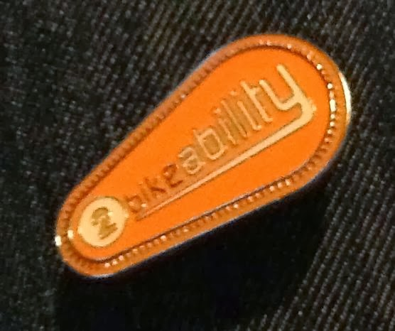 bikeability level 2 badge