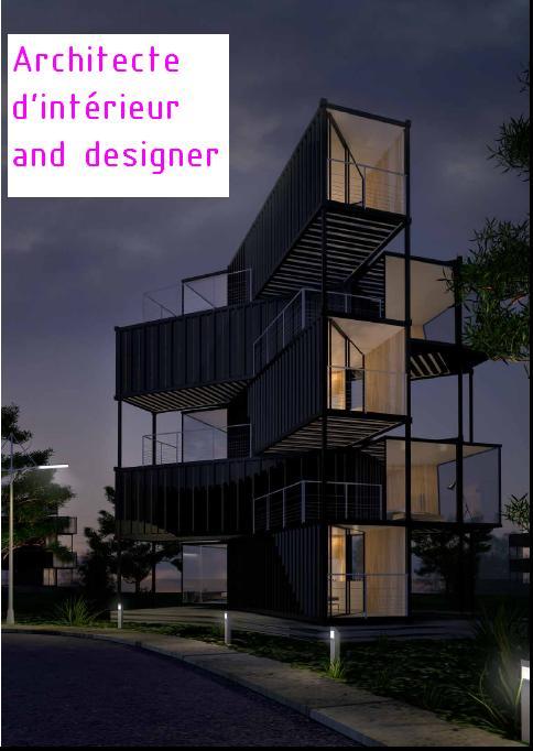 Architecte d int rieur and designer pdf bibliotheque for Stage architecte interieur
