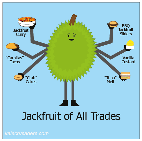 Jackfruit of All Trades