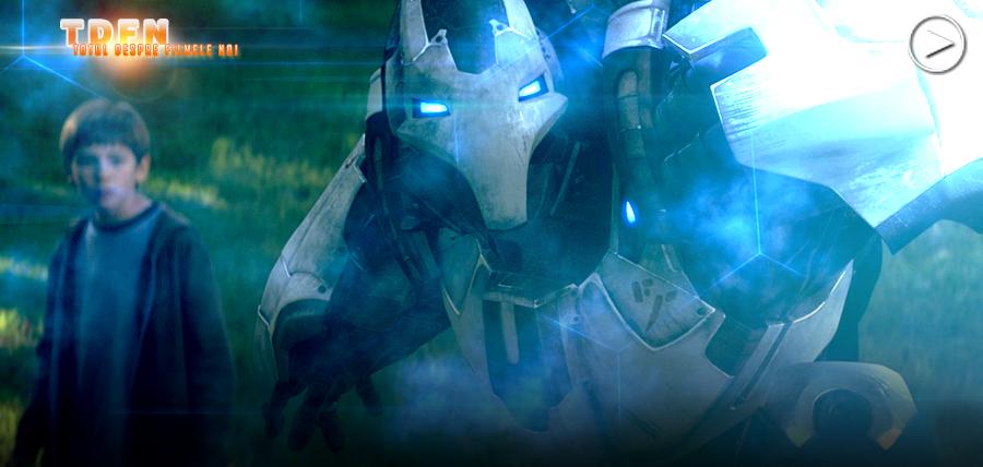 Trebuie Să Vezi: ENVOY Incredibilul Film Scurt Sci-Fi Al Creatorului DAVID WEINSTEIN