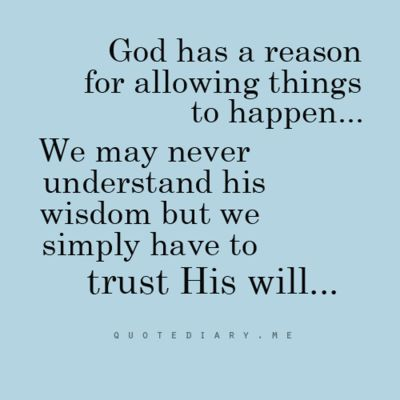 does god know all things