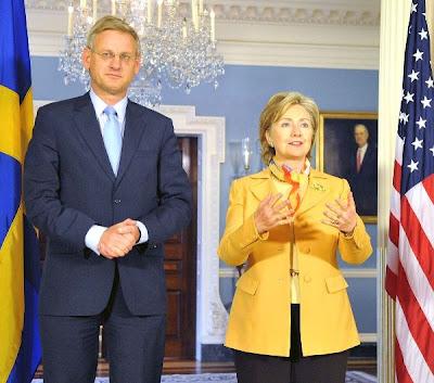 США управляет Швецией