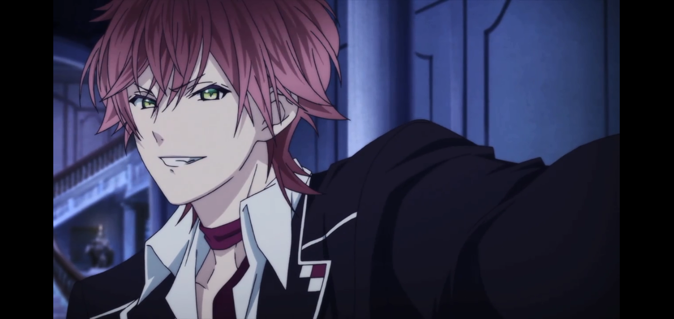 Watch Online And Download Anime Diabolik Lovers Episode 5 English Subbed In High Quality