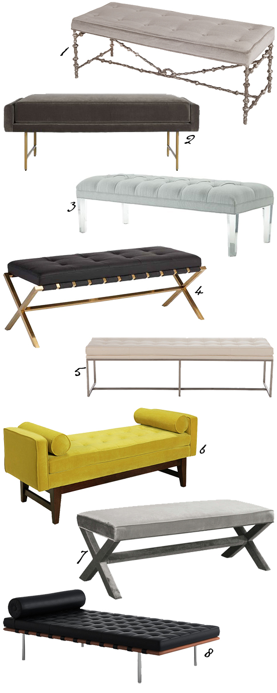 Image Result For Furniture Benches Bedroom
