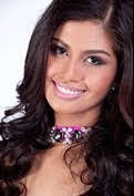 Miss Universe 2011 3rd Runner Up