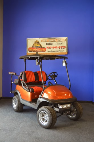 2010 Club Car Precedent, Electric - $4,999