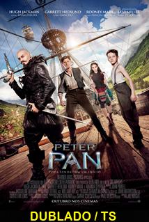 Assistir Peter Pan Dublado 2015