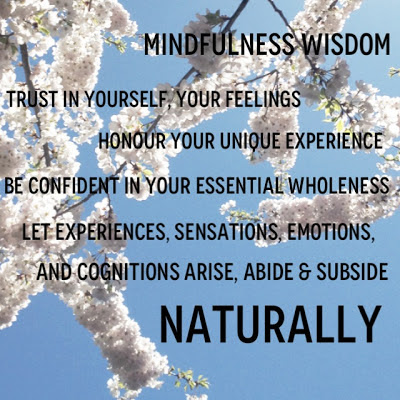 mindfulness wisdom words to live by