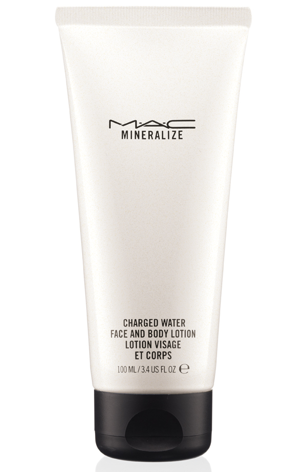 Mineralize Charged Water Face And Body Lotion