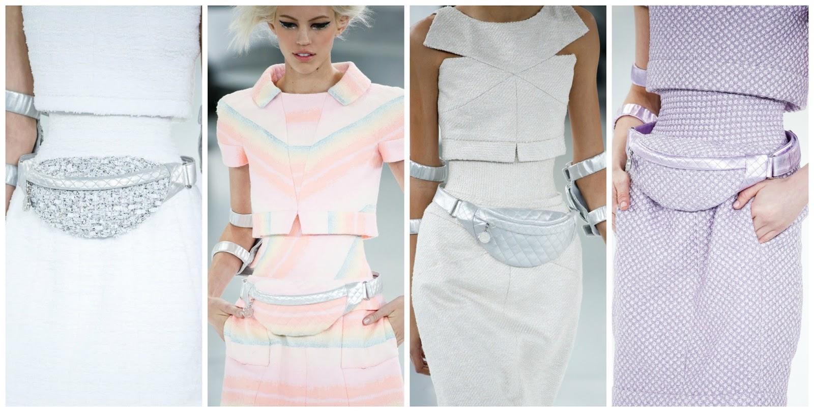Riñoneras de Chanel Haute Couture