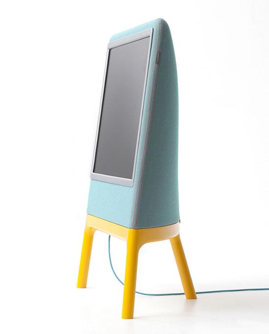 designcreme: Homedia Television by Robert Bronwasser, Smool