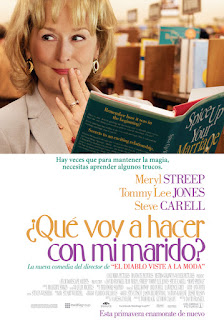 ¿Qué Voy a Hacer con mi Marido? / Hope Springs: ¿Qué Hago con mi Marido? / Si de Verdad Quieres… Poster