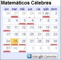 Cumpleaños matemáticos