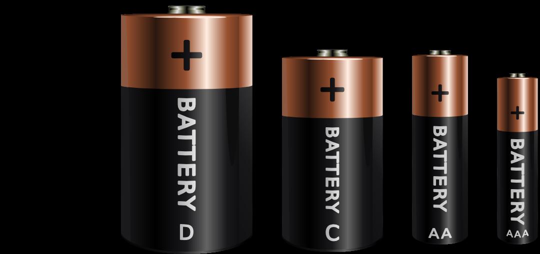 Electr nica montecarlo tipos de bater as - Tipos de pilas alcalinas ...