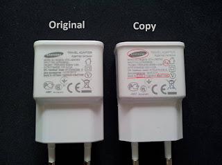 charger samsung asli original