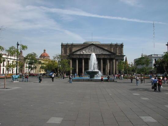 Plaza de la Liberación, Guadalajara - Jalisco