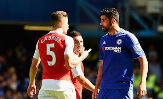 Gabriel vs Costa