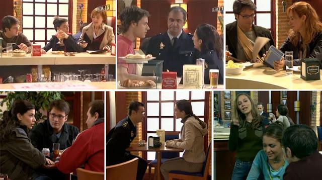 Bar de la serie de Telecinco El Comisario, El búho
