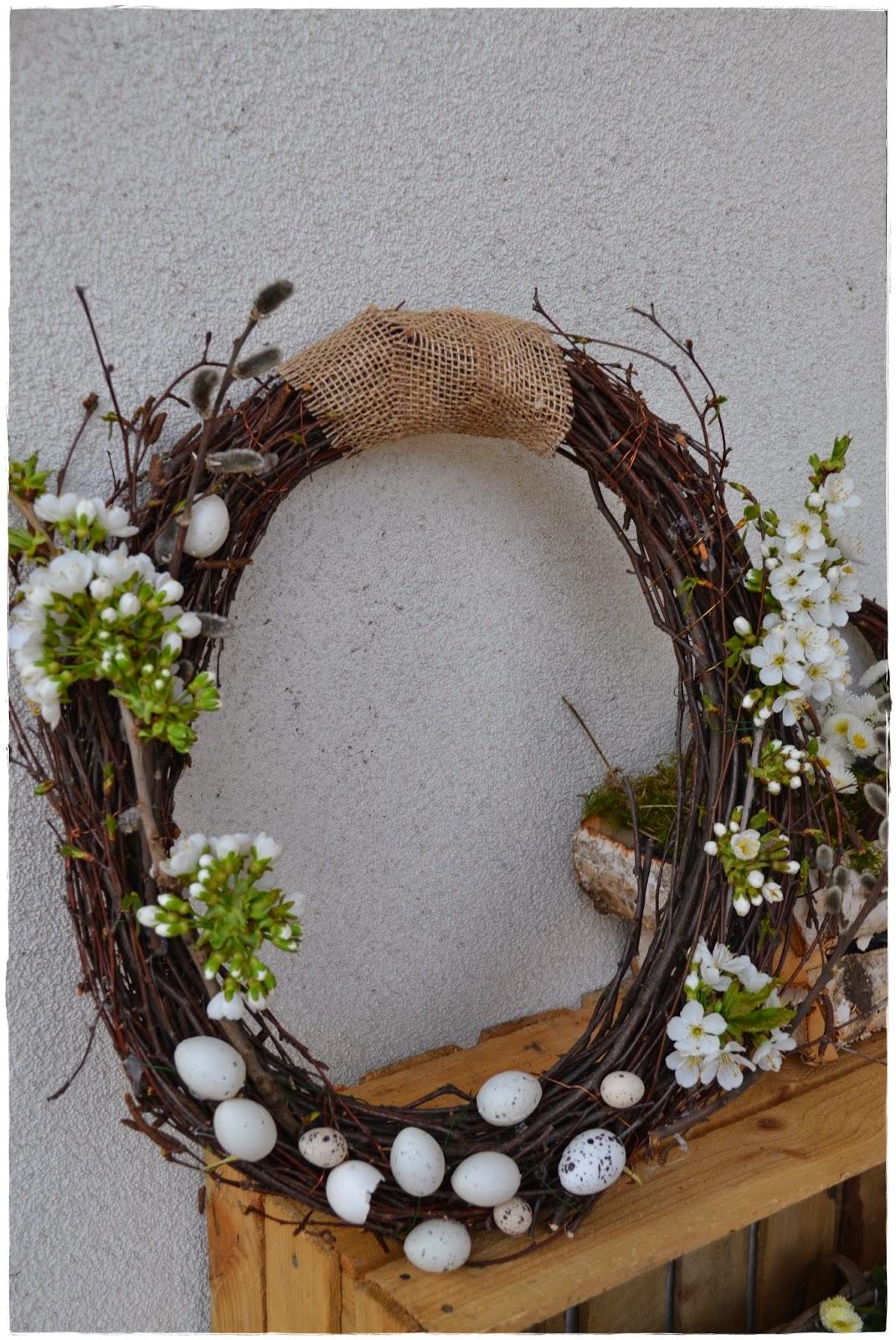 Dogonić Własne Marzenia Dekoracje Wielkanocne
