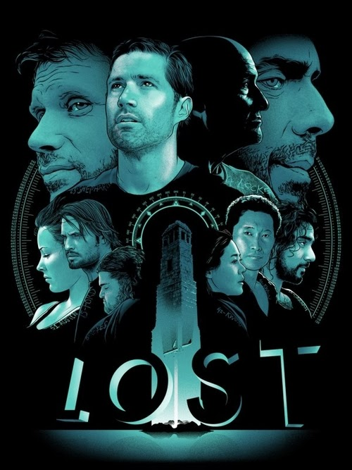 05-Lost-Film-and-TV-Series-Posters-US-Artist-Joshua-Budich-www-designstack-co