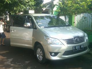 Pengiriman Inova G 8952 MG Jakarta-Medan