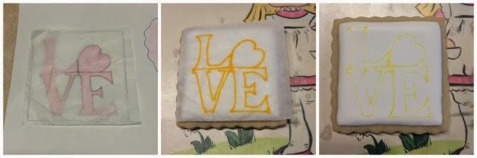 Sweet Elise: Tissue Paper Transfer
