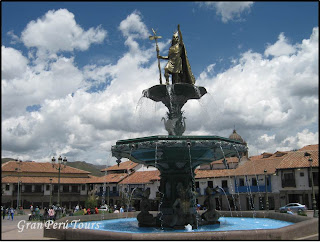 Plaza de Cusco - Gran Peru Tours