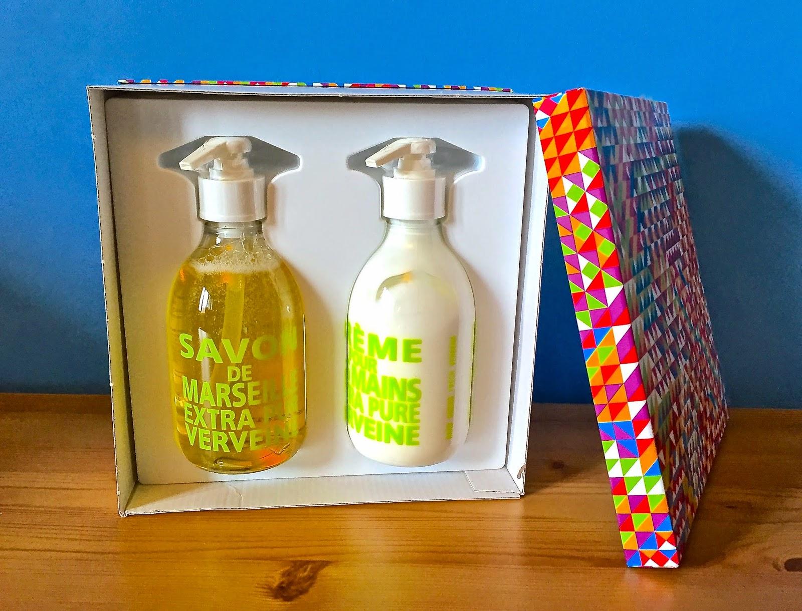 Morgan's Milieu | Valentine's Day Plans: Compagnie de Provence Gift Set