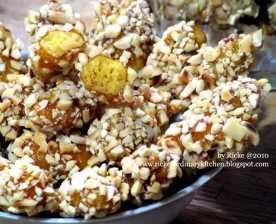 Resep Kue Kering Kacang Kurma