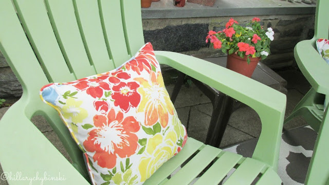 Bright Pillows Are an Inexpensive Touch to Add Color and Make Your Space Inviting