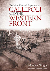The New Zealand Experience at Gallipoli and the Western Front