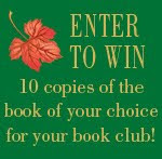 Fall Bookclub Sweepstakes