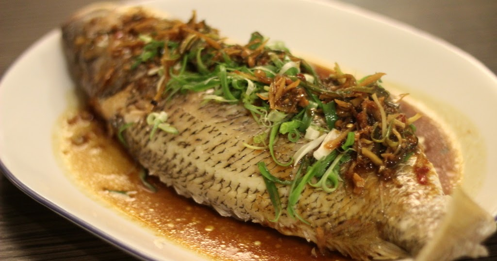 The food canon inspiring home cooks steaming fish for Best way to cook fish