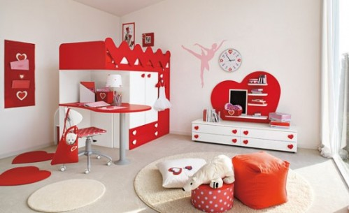 Bedroom Designs For Teenagers