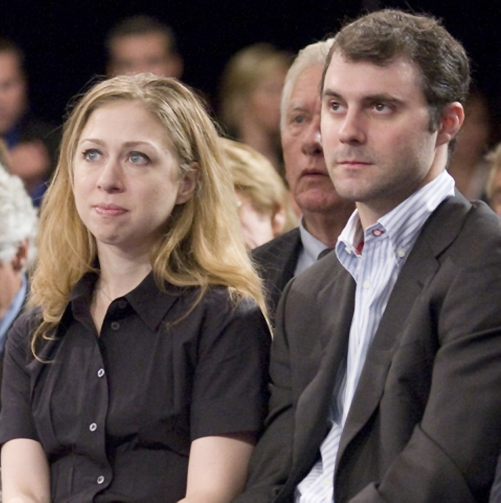 Chatter Busy Chelsea Clinton And Husband