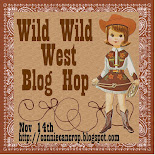 Wild Wild West Blog Hop