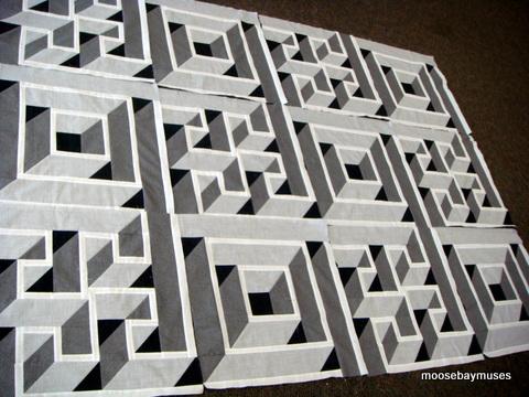 labyrinth walk quilt pattern pdf