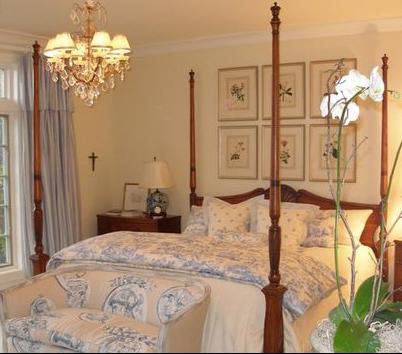 Decorar habitaciones dormitorios estilo romantico - Dormitorio estilo romantico ...