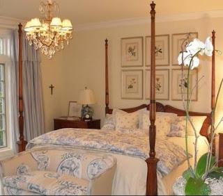 Decorar habitaciones dormitorios estilo romantico - Camas estilo romantico ...