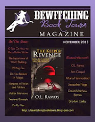 Bewitching Book Tours Magazine