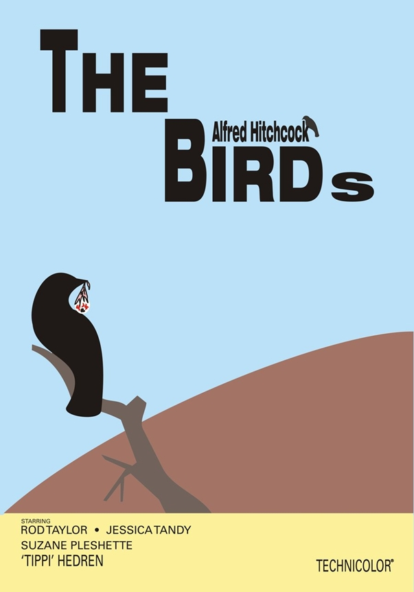 The Birds fan made poster