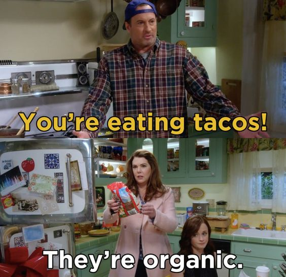 Tacos everyday? YES.
