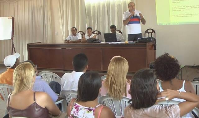 Santa Inês - empossados novos membros do Conselho Municipal de Cultura